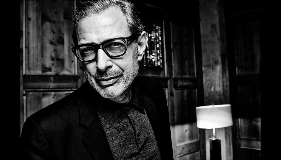 Anatol Kotte Jeff Goldblum Berlin, 2016 Photo © Anatol Kotte