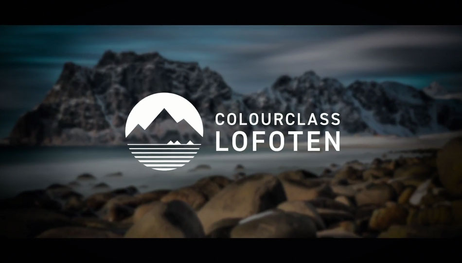 "Kostenlose und sechsteilige Workshop-Video-Serie: EIZO ""Colourclass Lofoten"""