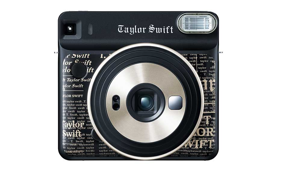instax SQUARE SQ6 in Taylor Swift Edition