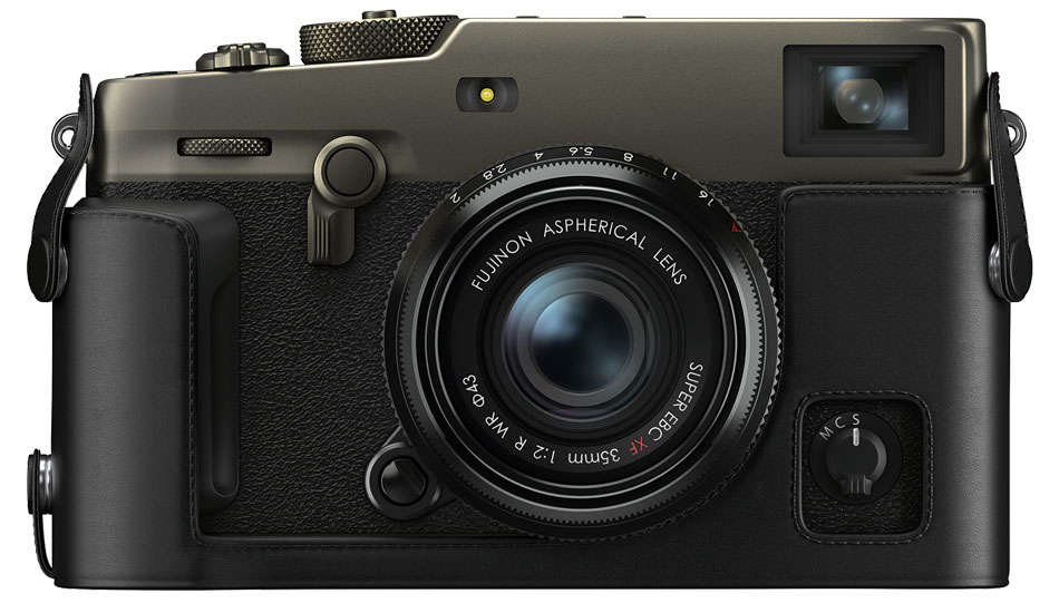 Fujifilm X-Pro3 in der Dura-Schwarz-Version
