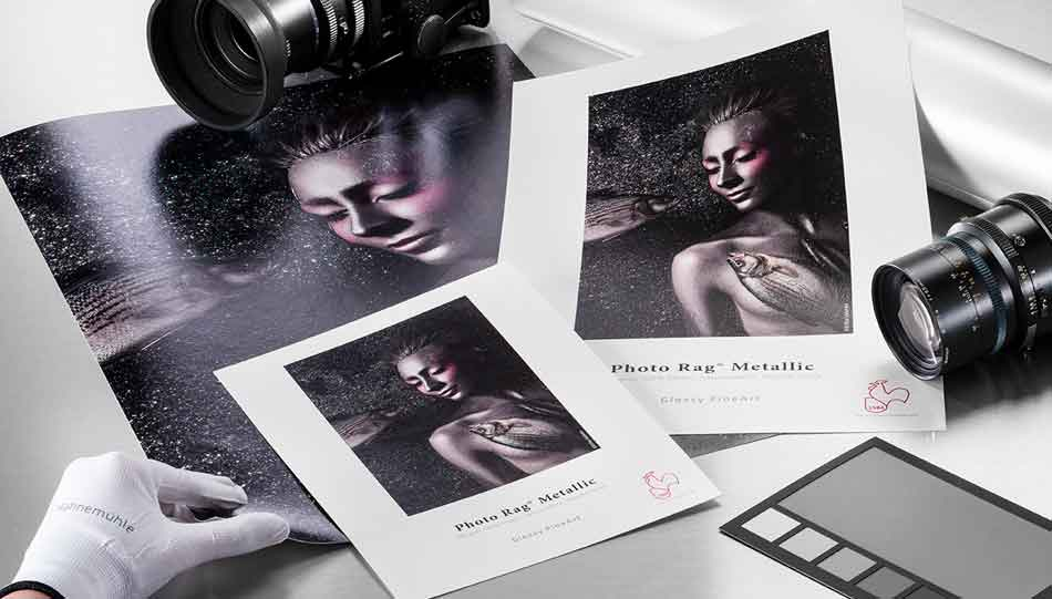 TIPA World Award 2019 für Hahnemühle Photo Rag Metallic