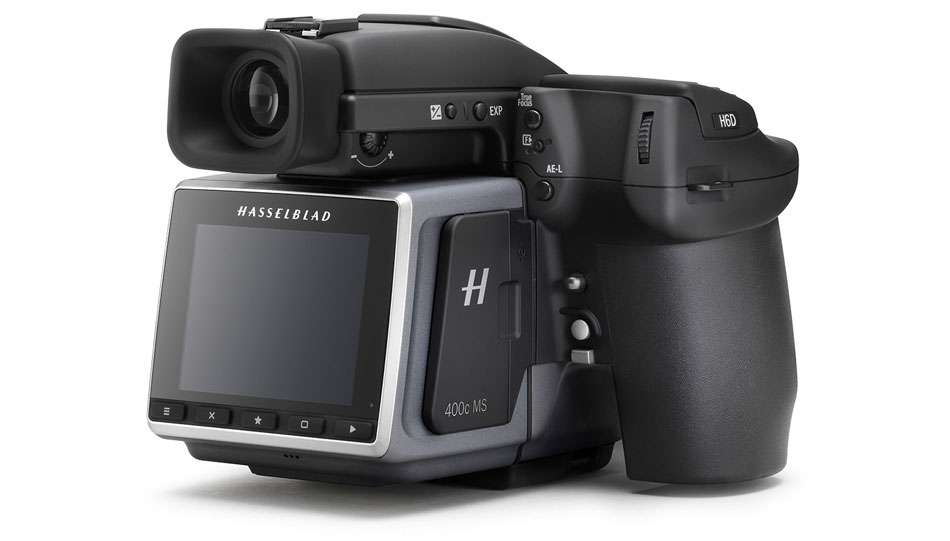 400 Megapixel durch Multi-Shot-Technik: Hasselblad H6D-400c MS