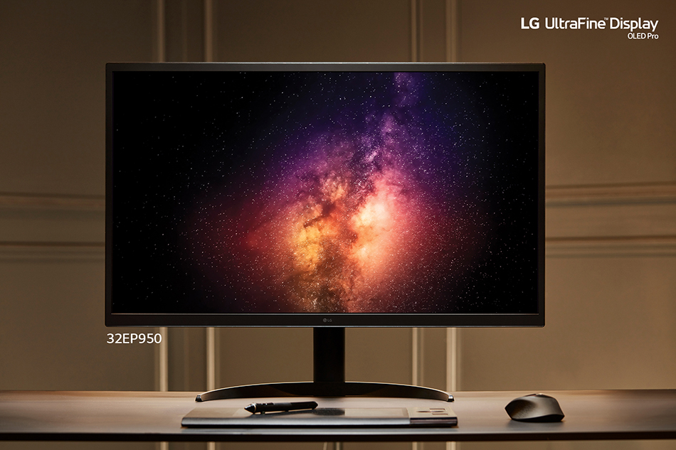LG UltraFine Display OLED Pro (32EP950)