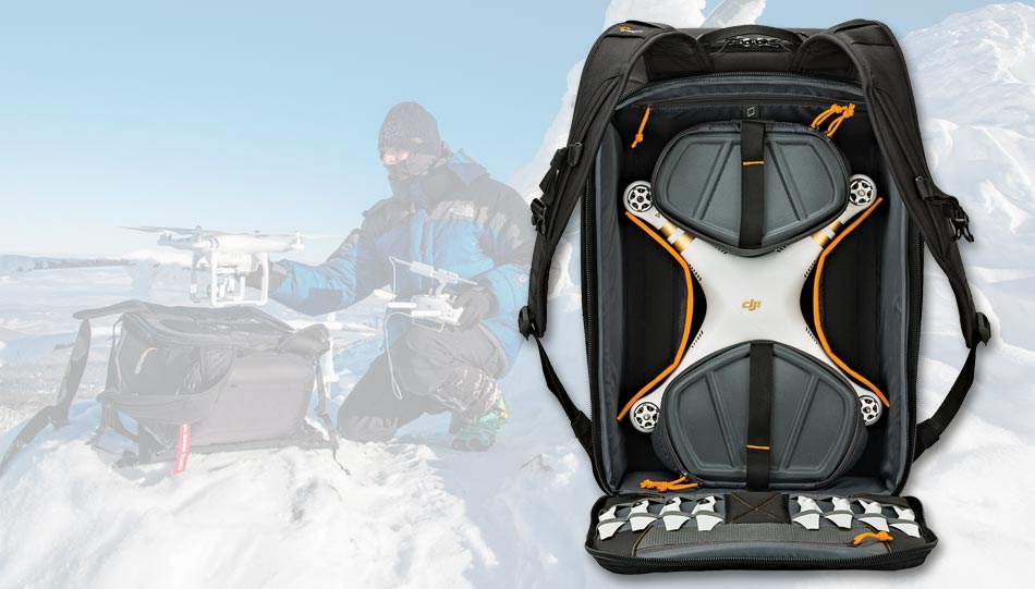 "Lowepro ""DroneGuard BP 450 AW"" für Multikopter"