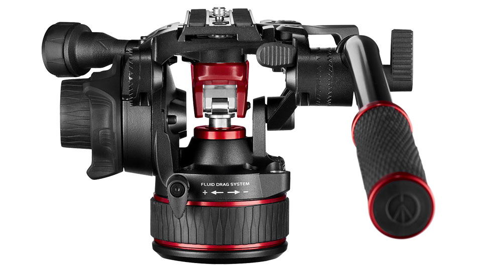 Manfrotto Nitrotech MVH612AH