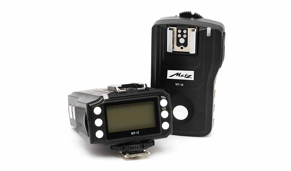 Metz Wireless Trigger WT-1 Kit