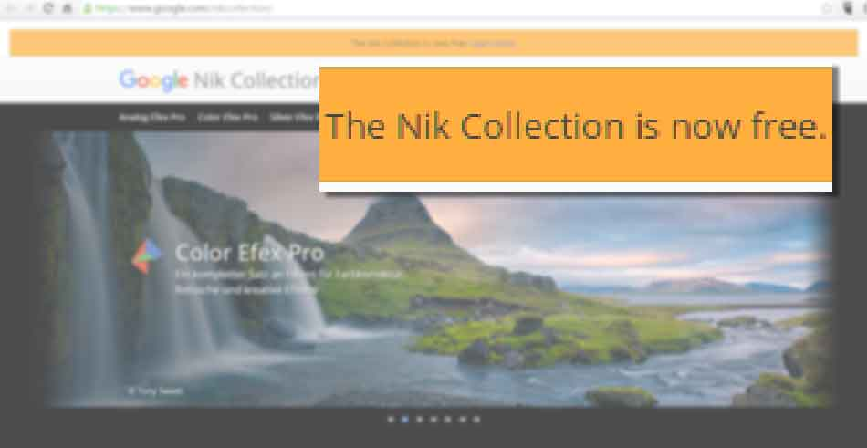 """nik Collection"" ab sofort kostenlos"