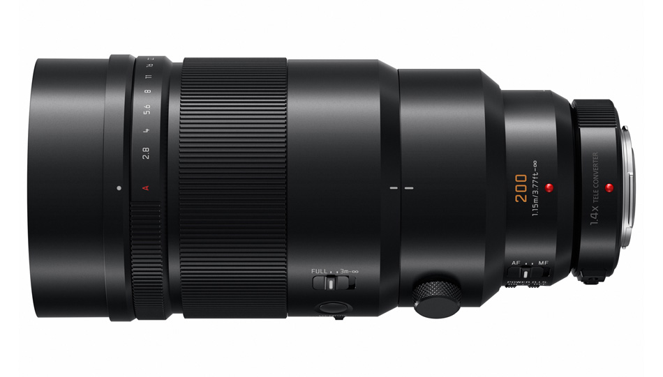 Panasonic Leica DG Elmarit 200mm / F2.8 / Power O.I.S.