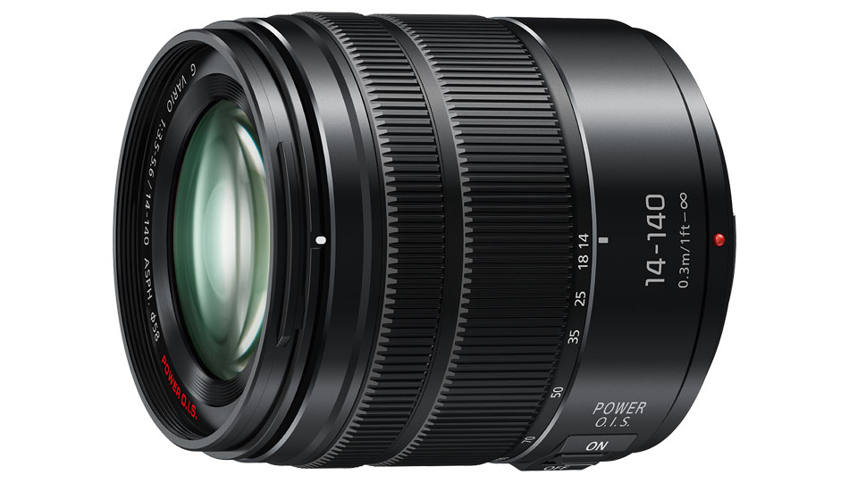 Panasonic G Vario 14-140mm F3.5-5.6 ASPH. Power O.I.S.