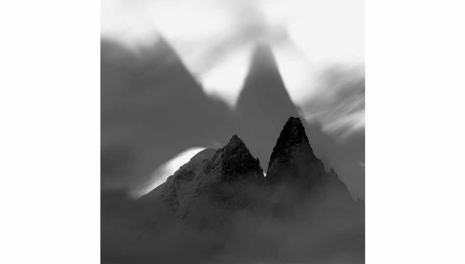 "Raw 17 Photofestival Worpswede - Peter Mathis - Serie ""Berge"""