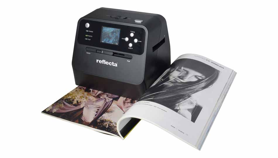 reflecta Combo Album Scanner