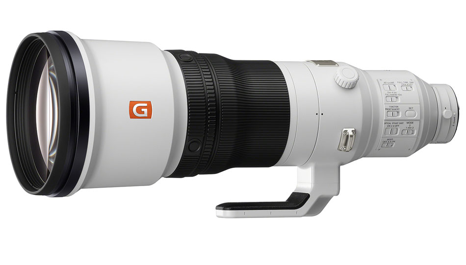 Sony 600 mm F4 GM OSS