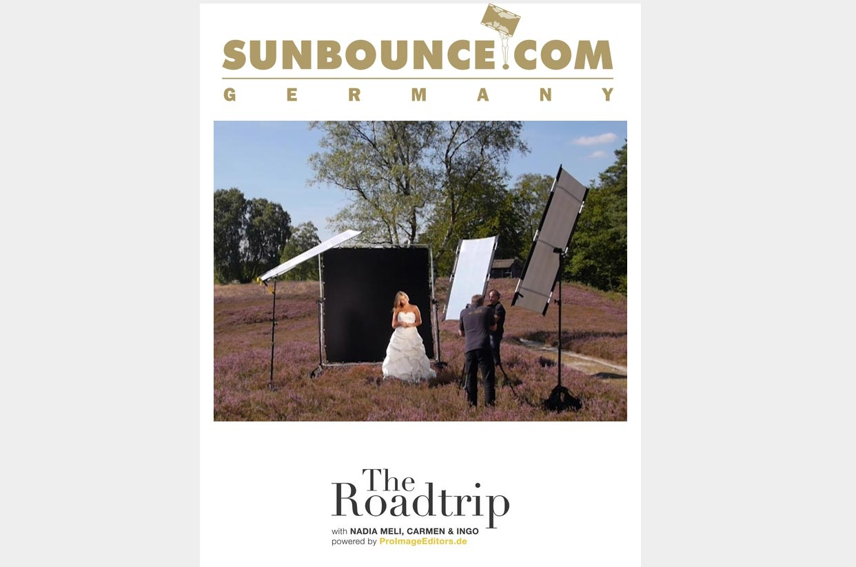 """The Roadtrip"" mit Sunbounce"