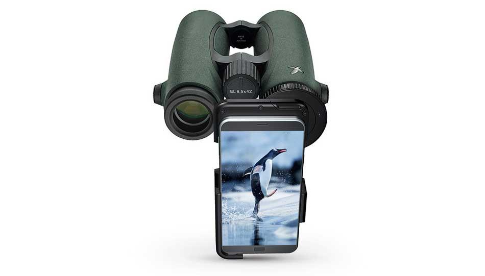 Swarovski optik: digiscoping mit dem smartphone foto hits news