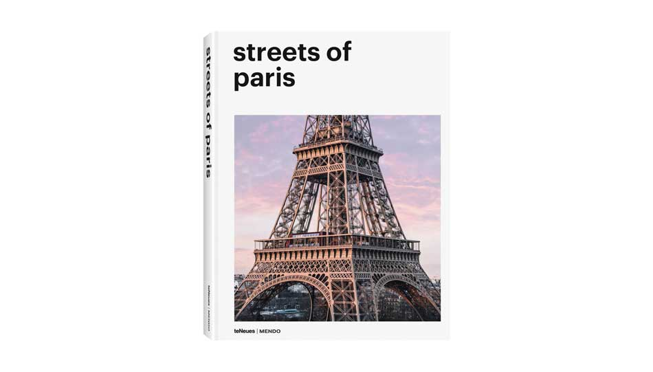 Streets of Paris by MENDO, published by teNeues - Photo © Guillaume Dutreix