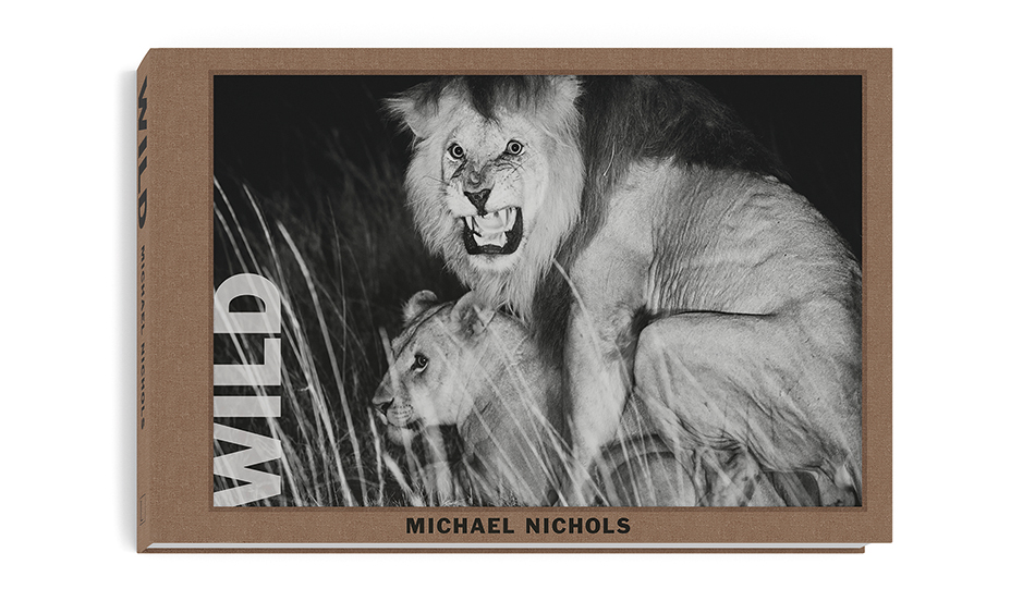 Michael Nichols, Wild, Edition Lammerhuber/Books for Friends