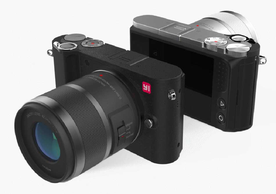 Yi M1: Ultrakompakte Micro-Four-Thirds-Kamera